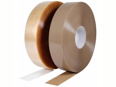 Adhésif Machine Polypropylène Transparent Hot Melt 50 Mm x 990 M 28 My