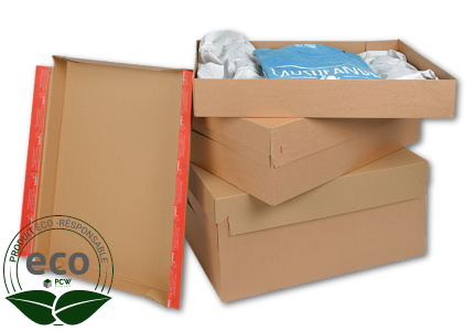 Boîte Couvercle Eurobox Colompac 563 x 382 x 191 Mm - EURO642