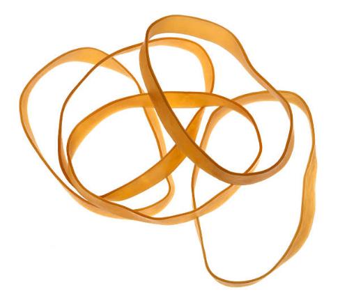 Bracelet Caoutchouc 60 x 1,8 Mm