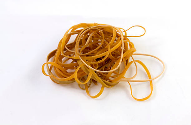 Bracelet Caoutchouc 90 x 3 Mm