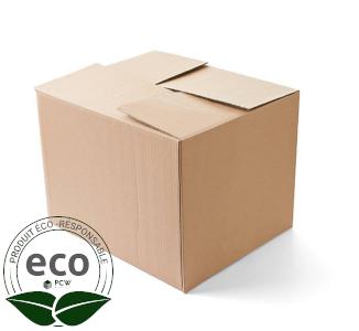 Carton Emballage Grand Format 600 x 600 x 600 Mm LNE 2.3 - DD606060