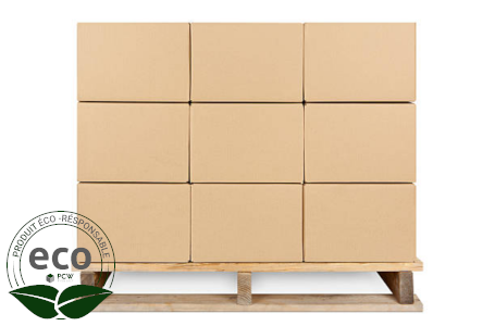 Caisse de Stockage 600 x 400 x 400 Mm LNE 1.2 - SC604040