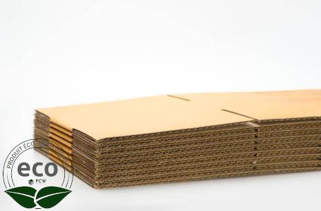 Boîte Carton Double Cannelure A4 310x215x100 Mm LNE 2.2 - DD3121510