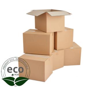 Cartons d'Emballage 340 x 240 x 240 Mm LNE 2.3 - DD342424