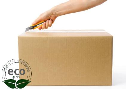 Carton Écologique 500 x 500 x 400 Mm LNE 1.2 - SC505040