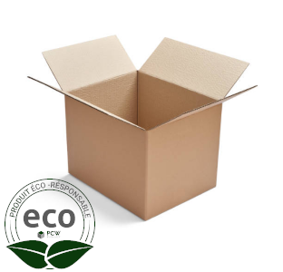 Emballage Carton Bio 500 x 330 x 250 Mm LNE 2.3 - DD503325
