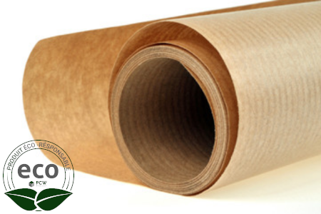 Papier Kraft en Rouleau Laize 60 Cm 70 Grs/M2