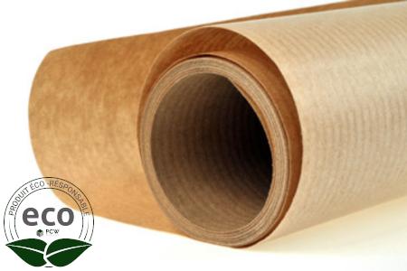 Papier Kraft en Rouleau Laize 80 Cm 70 Grs/M2