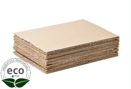 Plaque Carton 495 x 395 Mm PC10