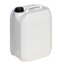 Bidon Plastiques Blanc Gerbables 192 x 232 x 321 Mm