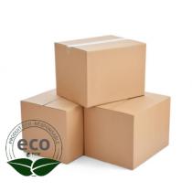 Carton Emballage Simple Cannelure 250 x 180 x 150 Mm LNE 1.1 - SC251815