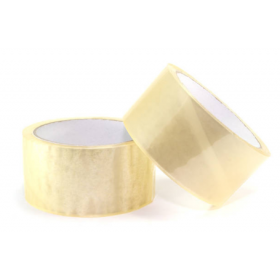 Adhésif Poly-Eco Transparent Hot Melt 48 Mm x 100 M 25 My