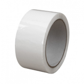 Adhésif Pvc Vinyle Blanc 48 Mm x 100 M 33 My
