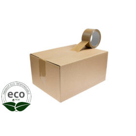 Carton Emballage Colis Poste 400 x 300 x 270 Mm LNE 2.3 - DD403027