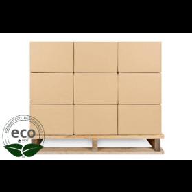 Carton d'Emballage Pour Expédition 650x400x400 Mm LNE 1.2 -SC654040