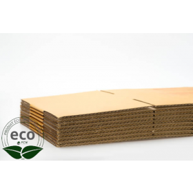 Boîte en Carton Double Cannelure 310x220x250 Mm LNE 2.2 - DD312225