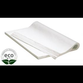 Papier Mousseline Blanc Feuille 50 x 75 Cm 20G/M2
