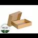 Boîte Cloche Kraft 305 x 215 x 150 Mm PC10