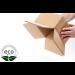 Carton Double Cannelure 200 x 140 x 140 Mm LNE 2.3 - DD201414