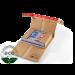 Étui Postal Kraft Adhésif Renfort-Pac Colompac 320 x 320 Mm PC20
