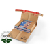 Étui Postal Kraft Adhésif Renfort-Pac Colompac 360 x 265 Mm PC20