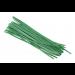 Lien Plastique Vert 10 Cm x 3,8 Mm