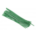 Lien Plastique Vert 20 Cm x 3,8 Mm