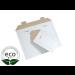 Pochette Carton Rigide Blanche 250 x 360 Mm