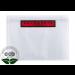 """Pochette Porte-Documents Simple Doc """"Ci-Inclus"""" 120 x 160 Mm"""
