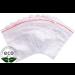 Sachet Eco Clip Neutre à Glissière 16 x 22 Cm