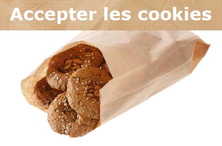 Activer les cookies