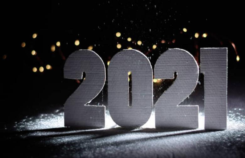 PCW Emballage vous souhaite une excellente année 2021