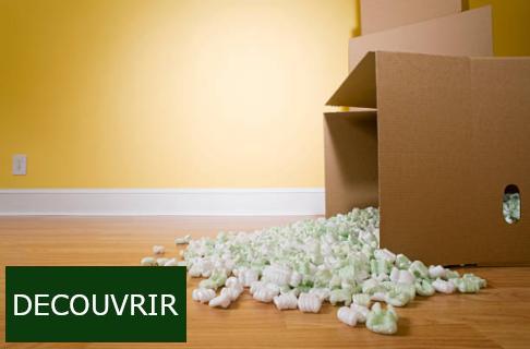 Séparez, calez et protégez vos produits dans vos caisses grâce aux produits de calage