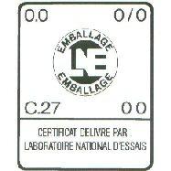 Estampille LNE