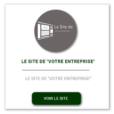 """Le Site De """"Votre Entreprise"""""""