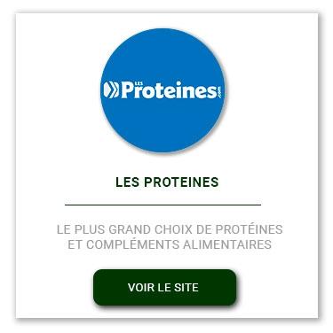 les proteines