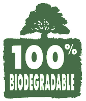 100% Biodegradable