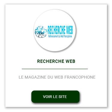 recherche web