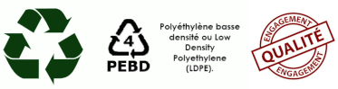 PEBD Recyclable