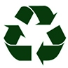 100 % recyclable